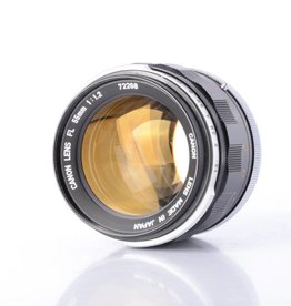 Canon Canon 55mm f/1.2 FL Manual Prime Lens *
