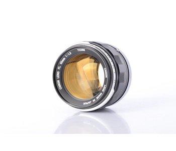 Canon 55mm f/1.2 FL Manual Prime Lens *