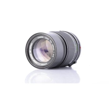 "Canon 135mm f/3.5 FD ""EP"" Version Lens *"