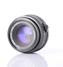 Minolta MD 50mm f/1.7 Prime Lens *