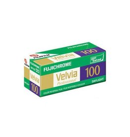 Fujifilm Fuji Velvia 100 ASA 120 Film Slide *