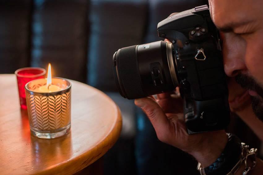 Tamron Tamron SP 45mm F/1.8 Di VC USD Lens for Nikon Full Frame Digital SLR Cameras
