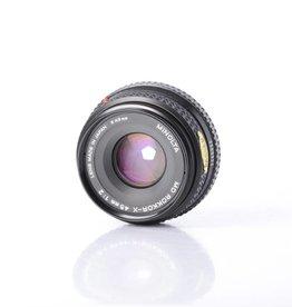 Minolta Minolta 45mm f/2 SN: 2360056 *