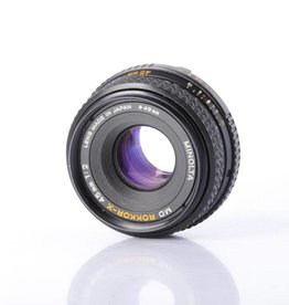 Minolta Minolta 45mm f/2 Prime Lens *