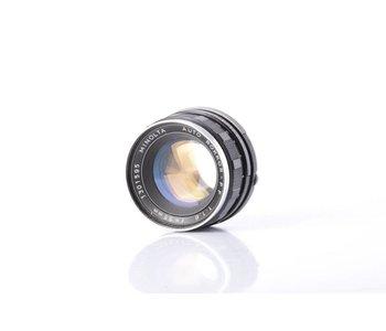 Minolta 55mm f/1.8 sn: 2567360 *