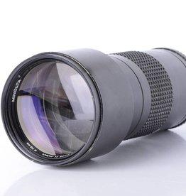 Minolta Minolta 300mm f/4.5 SN: 3616167 *