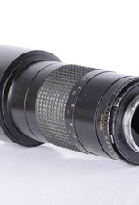 Minolta Minolta 300mm f/4.5 Telephoto Lens SN: 1003141 *