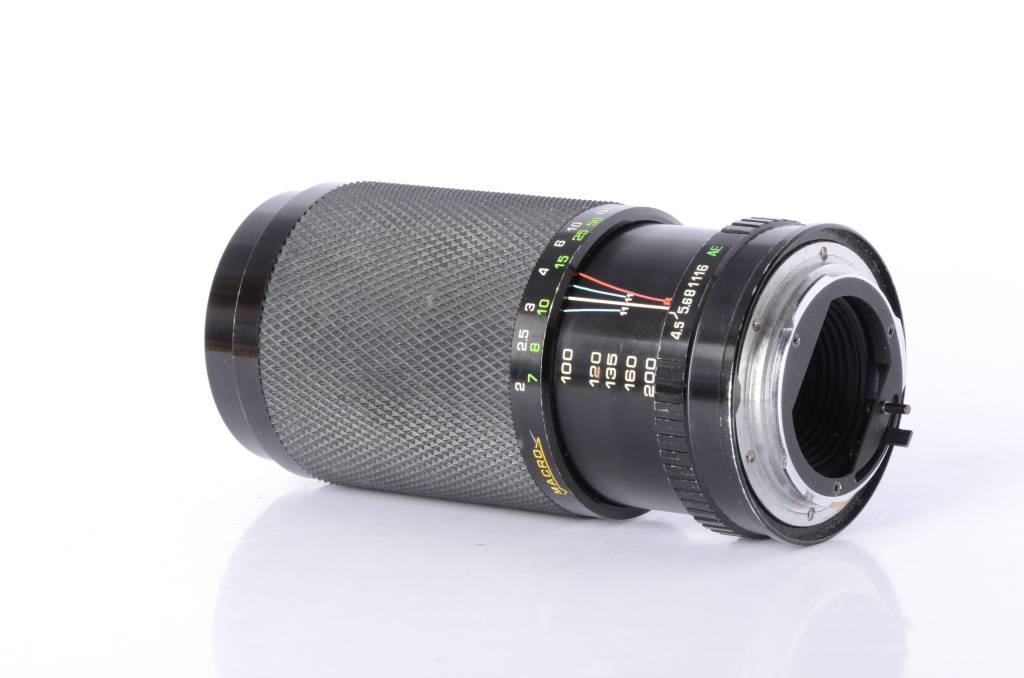 Soligor Soligor 80-200mm f/4.5 zoom lens
