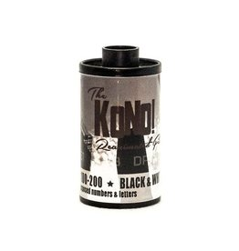 KONO! KONO! REKORDER 100-200 ISO / EXPERIMENTAL FILM – 35mm B&W FILM 24 Exposure Film *