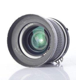 Nikon Nikon 24mm f/2.8 SN: 458824 *