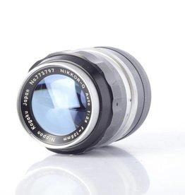 Nikon Nikon 135mm F3.5 Q SN: 773797 *
