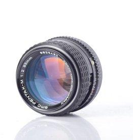 Pentax SMC-M 85mm F2 SN:6826480 *