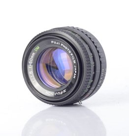Fujifilm Fuji 50mm f/1.6 prime lens *