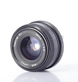 Tokina Tokina 28mm f/2.8 prime wide angle *