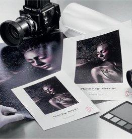 """Hahnemuhle Hahnemuhle Photo Rag® Metallic 8.5"""" x 11"""", 25 sheets"""