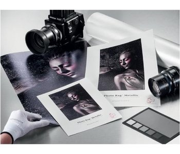 "Hahnemuhle Photo Rag® Metallic 8.5"" x 11"", 25 sheets"