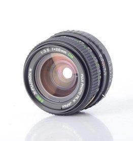 Fujifilm Fuji 28mm f/3.5 Wide Angle Lens *