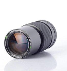 Fujinon Fuji 200mm f/4.5 Prime Lens *