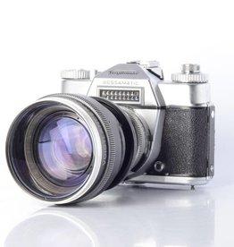 Voigtlander Voiglander Bessamatic w/36-82mm SN: 4180 *