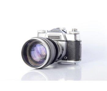 Voiglander Bessamatic 35mm Film Camera w/36-82mm SN: 4180 *