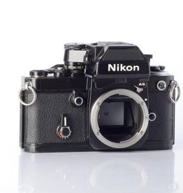 Nikon Nikon F2AS BLACK SN: 7783795 *