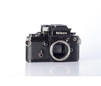 Nikon F2AS BLACK SN: 7783795 *