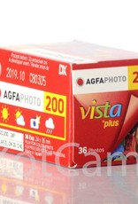 AGFA Agfa Vista Plus 200 ASA Color Film *