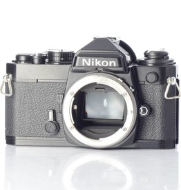 Nikon Nikon FE BLACK | 35mm full manual Camera