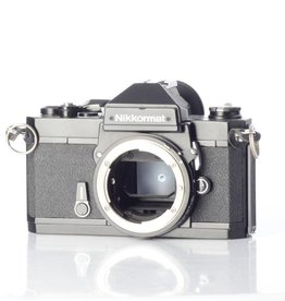 Nikon Nikkormat FT3 (black) 35mm Film Camera *