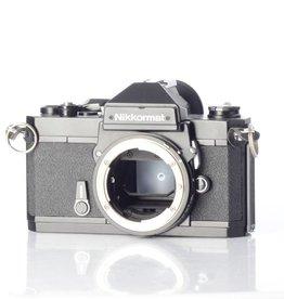 Nikon Nikkormat FT3 (black) SN: 6100800 *