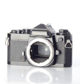 Nikon Nikon FE BLACK SN: 3316494 *