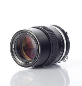Nikon Nikon 135mm f/3.5 AI Lens *