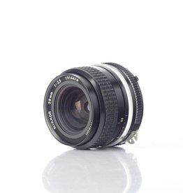 Nikon Nikon 28mm f/3.5 SN: 1914418 *
