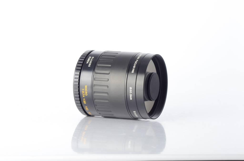 Vivitar Vivitar 500mm f8 SN:6144565