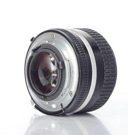 Nikon Nikon 50mm f/1.4 AI-S Lens *