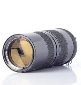 Tamron Tamron 85-210mm f4.5 SN: 7502547 *