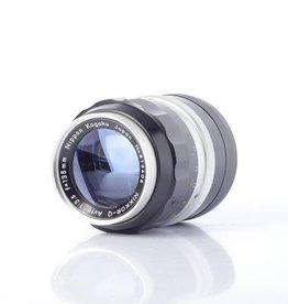 Nikon Nikon 135mm f/3.5 Lens *