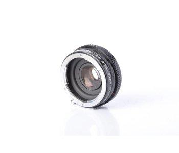 2x Converter for Nikon AI lenses MISC BRAND *