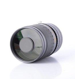 Vivitar Vivitar 500mm f/8 Lens *