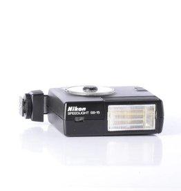Nikon Nikon SB-15 SN: 1034257 *