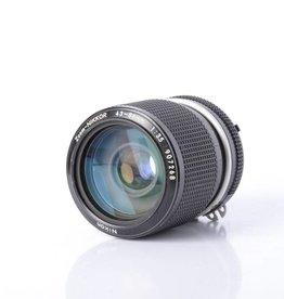 Nikon Nikon 43-86mm f/3.5 SN: 907268 *