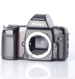 Nikon Nikon N8008s SN:3011929 *