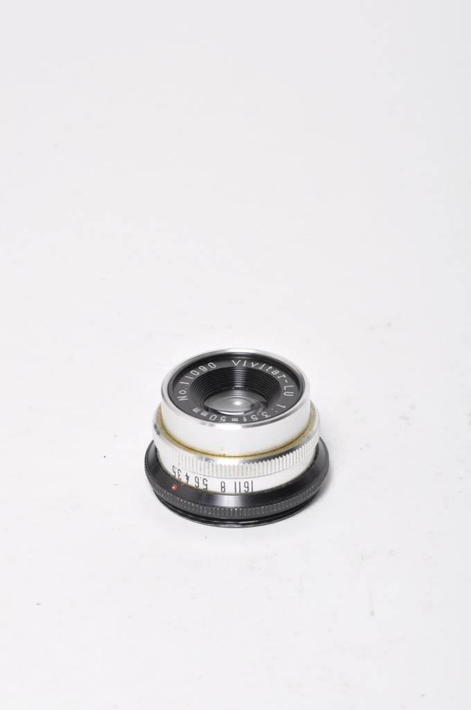 Vivitar Vivitar-LU 50mm F3.5 Enlarging lens