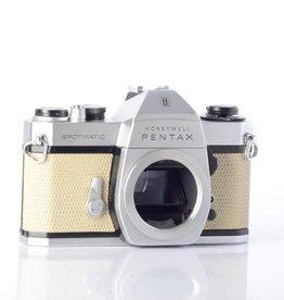 Pentax Pentax Spotmatic SP II (Beige Lizard) SN: 5081121 *