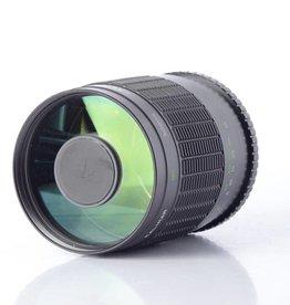 Kalimar Kalimar 500mm F8 mirror lens *
