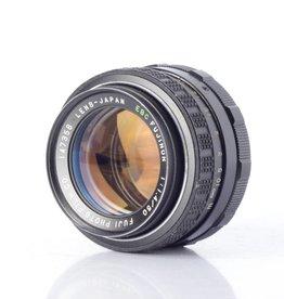 Fujifilm Fuji 50mm f/1.4 SN: 147358 *