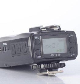 Shanny Shanny SNe3RF transmitter for Canon Cameras *
