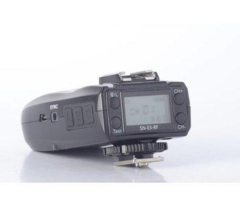 Shanny SNe3RF transmitter for Canon Cameras *