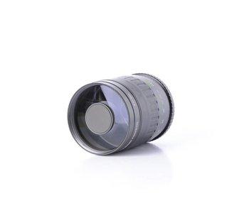 Vivitar 500mm F8  Mirror Lens*