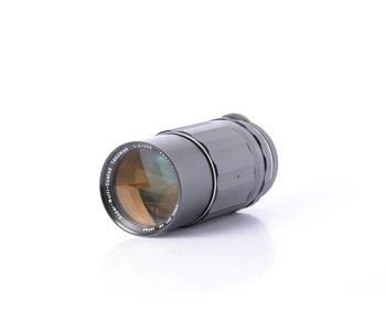 SMC Takumar 200mm f/4 prime telephoto lens *